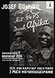 Mit 14 PS durch Afrika, 1 DVD