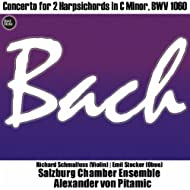 Bach: Concerto for 2 Harpsichords in C Minor, BWV 1060
