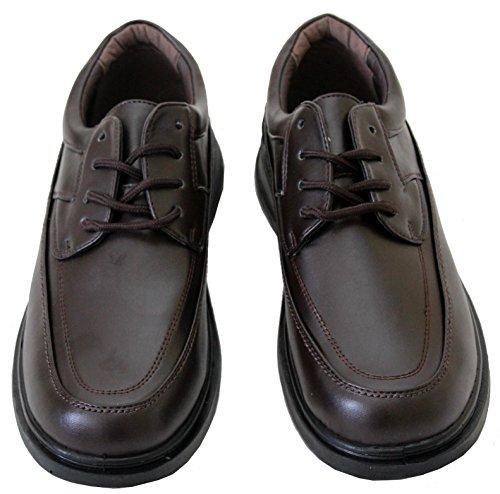 Dr Keller - Scarpe stile formale Ragazzi uomo Brown