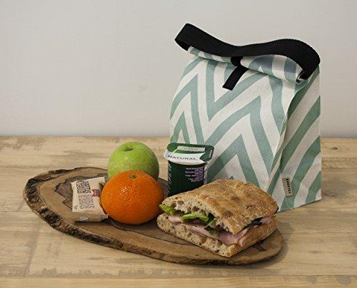 bolsa-de-almuerzo-con-asas-estampado-chevron-color-aguamarina-bolsa-para-llevar-tu-comida-bolsa-meri