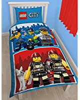 LEGO Boys Bed Set - blue