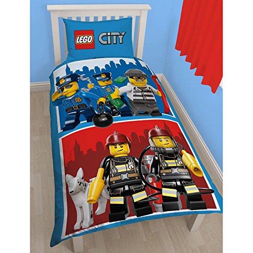 Lego City Heroes Bettwäsche (Pb Bettwäsche)