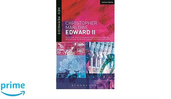 edward ii marlowe character analysis