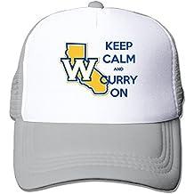Mantén la calma y Curry en Trucker Cap