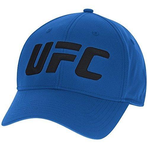 UFC Herren Strukturierte Flex Cap, herren, blau, Small/Medium
