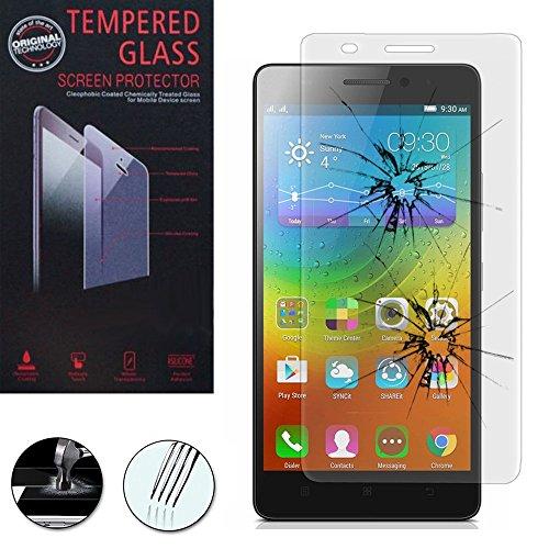 K3/Nota Lenovo K3Nota K50-T5: 1transparente–protector de pantalla de cristal templado