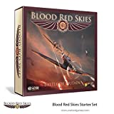 Warlord Games Blood Red Skies Battle of Britain (Englisch) British German Starter
