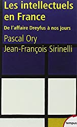 Les intellectuels en France