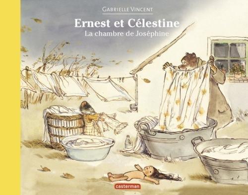 Ernest & celestine la chambre de josephine par Gabrielle Vincent