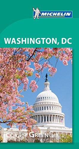 Michelin Green Guide Washington, DC par Michelin