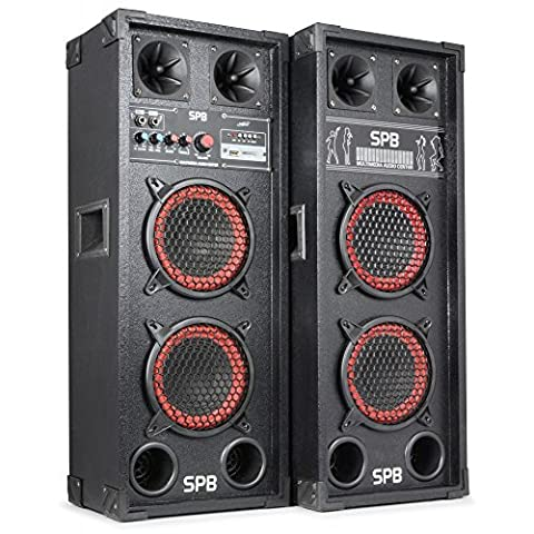 Skytec SPB-26 Set Sono Karaoke - Pack d