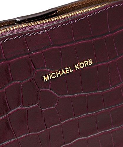MICHAEL by Michael Kors Mercer Borsa Messenger Nero Medium Donna Nero