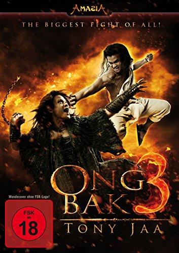 Bild von Ong Bak 3 (Einzel-Disc, Uncut)