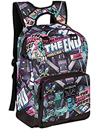 Minecraft Tales From The End Ender Dragon Enderman Backpack 7d3a62537affc