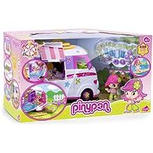 Pinypon - 700008921 - Mini-Poupée - Le Van - Nouvelle Version