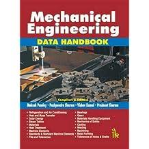 Mechanical Engineering Data Handbook