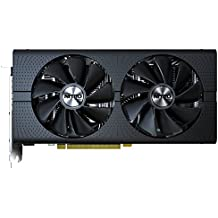 Sapphire 11260-20-20G Nitro Radeon RX 480 D5 OC Grafikkarte, 8GB