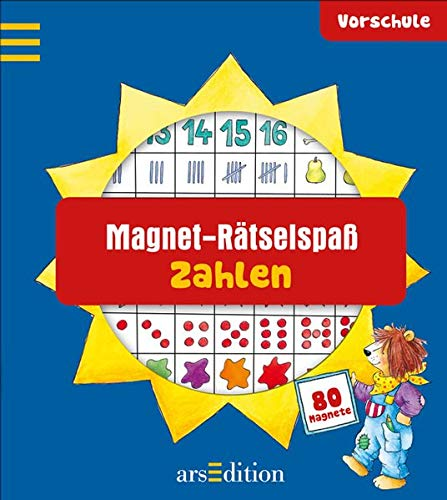 Magnet-Rätselspaß Zahlen