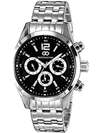 Gio Collection Analog Black Dial Men's Watch - G1008-22