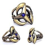 #6: High Quality Imported Kakashi Hatake Sharingan Ring - Free shipping - No import Charges