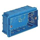 Vimar 0RV71304 Scatola incasso rettangolare 4 moduli, per pareti in muratura