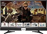 Panasonic 108 cm (43 Inches) Full HD LED Smart TV TH-W43ES48DX (Black)
