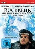 Rückkehr aus einer anderen Welt (Iceman) / Spannendes Science-Fiction-Abenteuer in ungekürzter Fassung (Pidax Film-Klassiker)