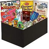 DDR Schokolade Geschenkkorb | Schoko Set L | Geschenkeset zu Weihnachten Frauen