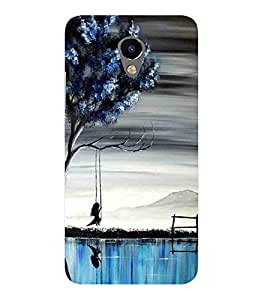 For Meizu M3 :: Meizu M 3 swing Printed Cell Phone Cases, nature Mobile Phone Cases ( Cell Phone Accessories ), trees Designer Art Pouch Pouches Covers, art Customized Cases & Covers, landscape Smart Phone Covers , Phone Back Case Covers By Cover Dunia