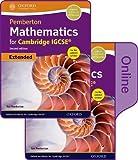 Pemberton Mathematics for Cambridge IGCSE® Print & Online Student Book (Cie Igcse Complete)