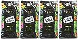 Carte Noire - Café Torréfié Moulu Brésil - Lot de 4 de 250 gr [1 Kg]