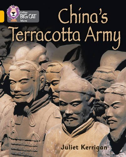 Collins Big Cat - Terracotta Army: Band 09/Gold