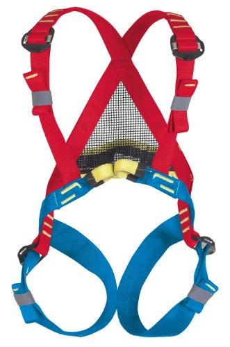 Beal Bambi II imbracatura da scalata Bambino Blu/Rosso