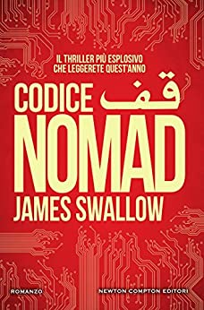 Codice Nomad di [Swallow, James]