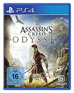 Assassin's Creed Odyssey - Standard Edition - [PlayStation 4] (B07DMBYTNG) | Amazon Products