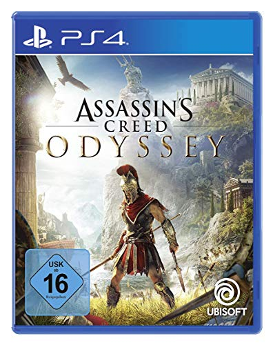 Assassin's Creed Odyssey - Standard Edition - [PlayStation 4] (Ps4 Spiele Video-spiele)