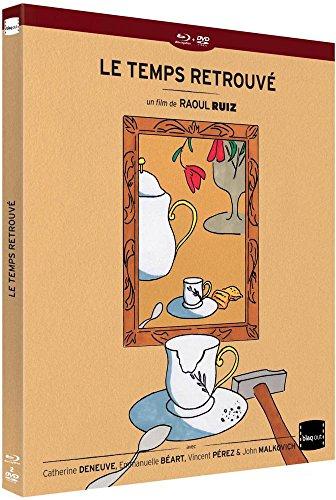 Le temps retrouvé (combo DVD + BRD) [Édition Collector Blu-ray + DVD + Livret]
