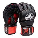 Best mma gloves - Ceela Sports Nappa Leather MMA, UFC Grappling Gloves Review