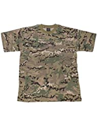 MFH OPERATION SHIRT STYLE COMBAT MULTICAM CAMO
