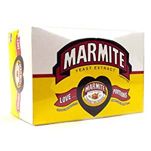 marmite levure extrait portions 24 x 8g 192g cuisine maison. Black Bedroom Furniture Sets. Home Design Ideas