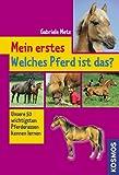 Mein erstes Welches Pferd ist das?: Unsere 50 wichtigsten Pferderassen kennenlernen