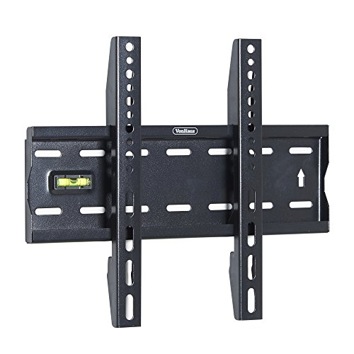 vonhaus-15-42-fixed-tv-wall-mount-bracket-with-built-in-spirit-level-for-led-lcd-3d-curved-plasma-fl