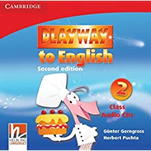 Playway to English Level 2 Class Audio CDs (3)