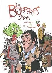 Bojeffries Saga, The by Alan Moore (2014-05-08)
