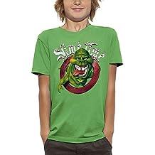 d22c60631 PIXEL EVOLUTION Camiseta 3D Ghostbusters LOS Cazafantasmas en Realidad  Aumentada Niño