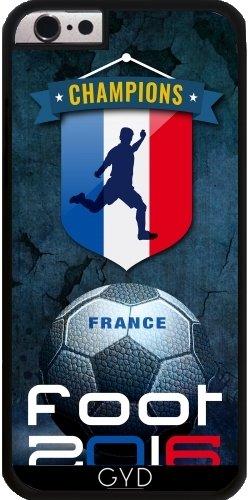 Coque pour Iphone SE - Pied 2016 France by comlaprom Plastique Rigide