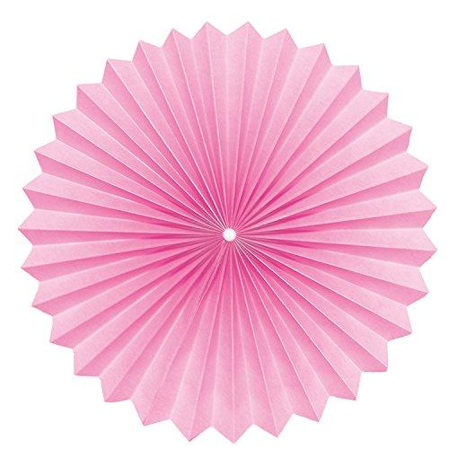 Bluelover Weihnachten 12 Farben DIY-Dekorationen Blume Comb Ball Party Pendant & Drop Ornaments Supplies - Rosa
