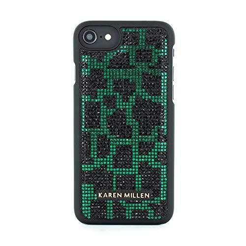Karen Millen® Designer Damen Handyhülle Kompatibel mit Apple iPhone 8/7 (4.7