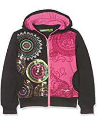 Desigual Dragon, Sweat-Shirt Fille