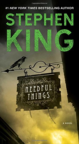 Book cover for Needful Things